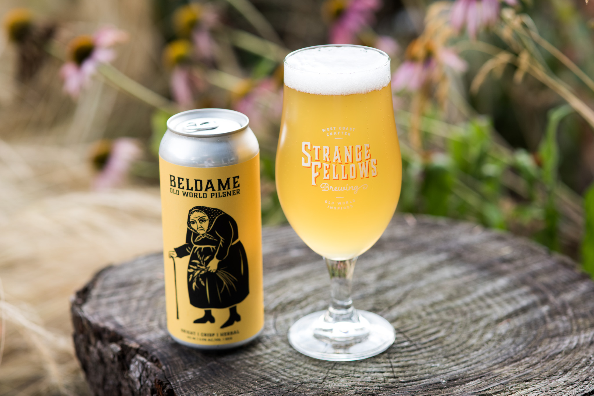BELDAME Old World Pilsner *Limited Release*