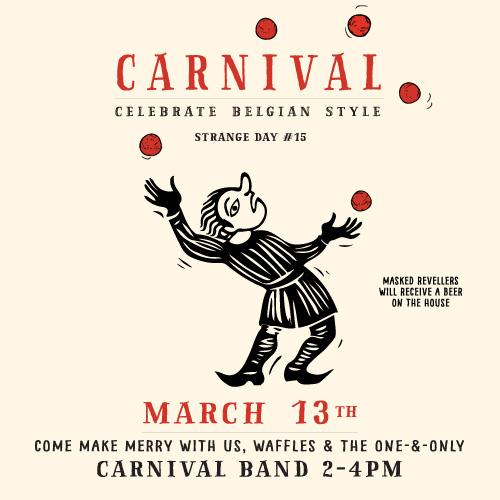 STRANGE DAY #15 : Carnival