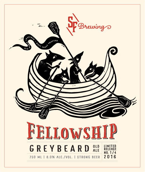 FELLOWSHIP RELEASE : Greybeard