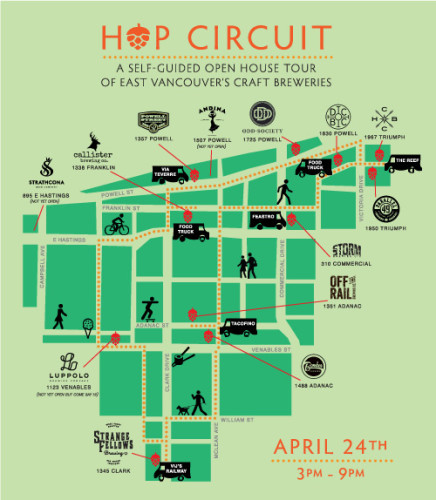 HOP CIRCUIT | Brewery Open House