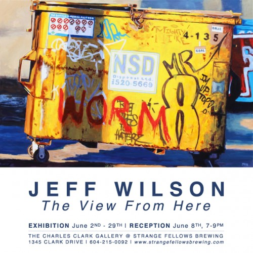 JEFF WILSON : The View From Here