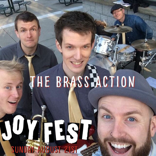 JOYFEST: The Brass Action