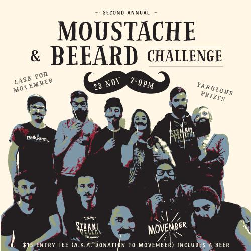 Moustache & Beeard Challenge
