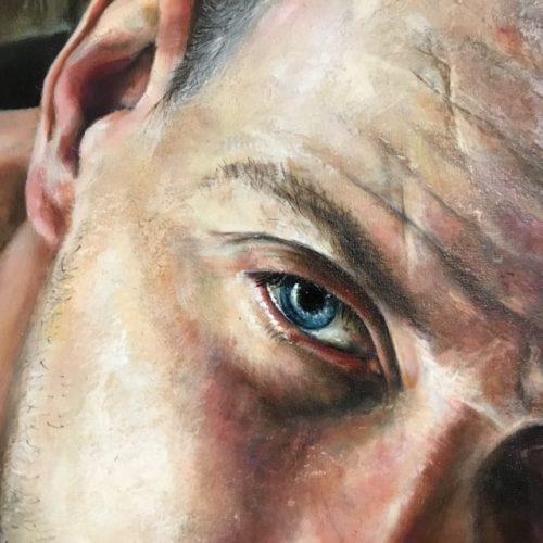 RICHARD COLE : Portraits