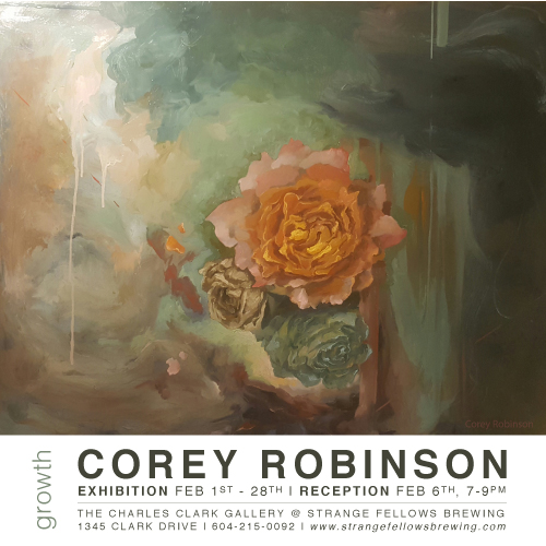 COREY ROBINSON : Growth