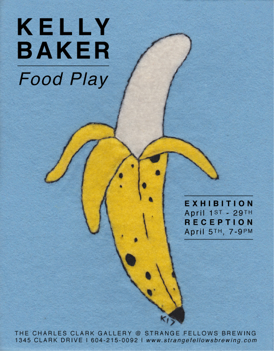 KELLY BAKER : Food Play