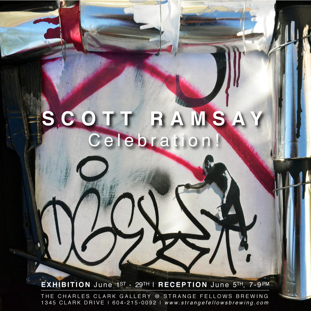 SCOTT RAMSAY – Celebration!