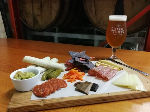 OCTOBER BREWER'S LUNCH