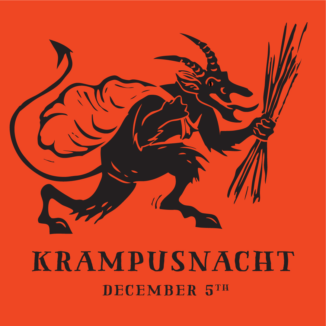 Krampusnacht 2017: Tuesday December 5