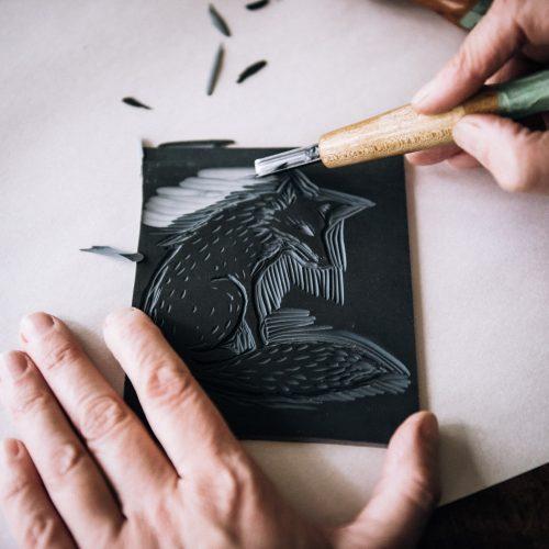 Eastside Culture Crawl: Printmaking Workshop