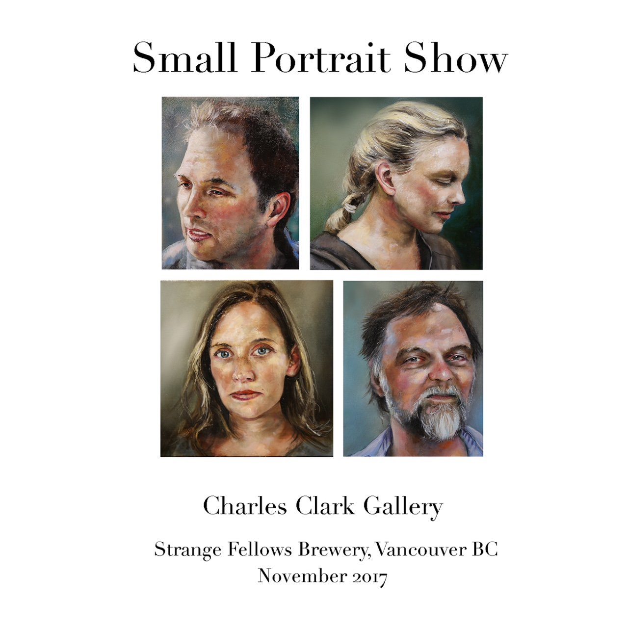 SMALL PORTRAITS – Richard Cole