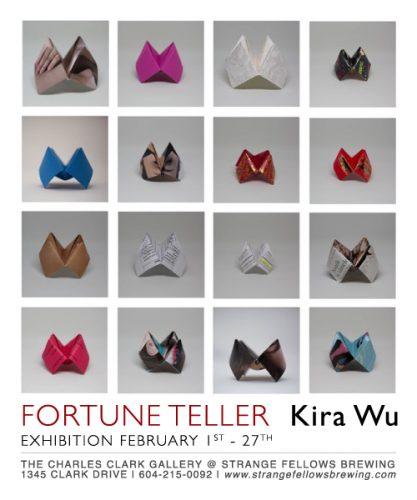 Kira Wu | FORTUNE TELLER