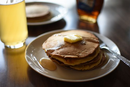 Beer Pancakes For Pancake Tuesday