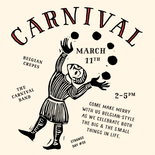 CARNIVAL: March 11, 2018