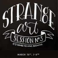 Strange Art Session #3
