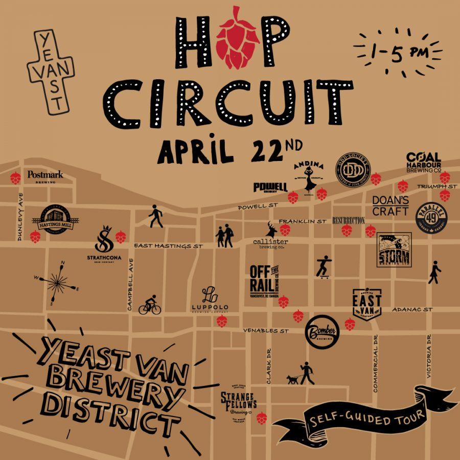 HOP CIRCUIT 2018