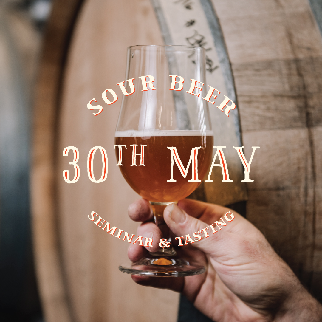 VCBW | Sour Beer Seminar With Iain Hill