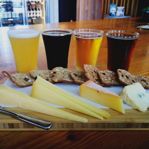 VCBW Beer and Cheese Pairing