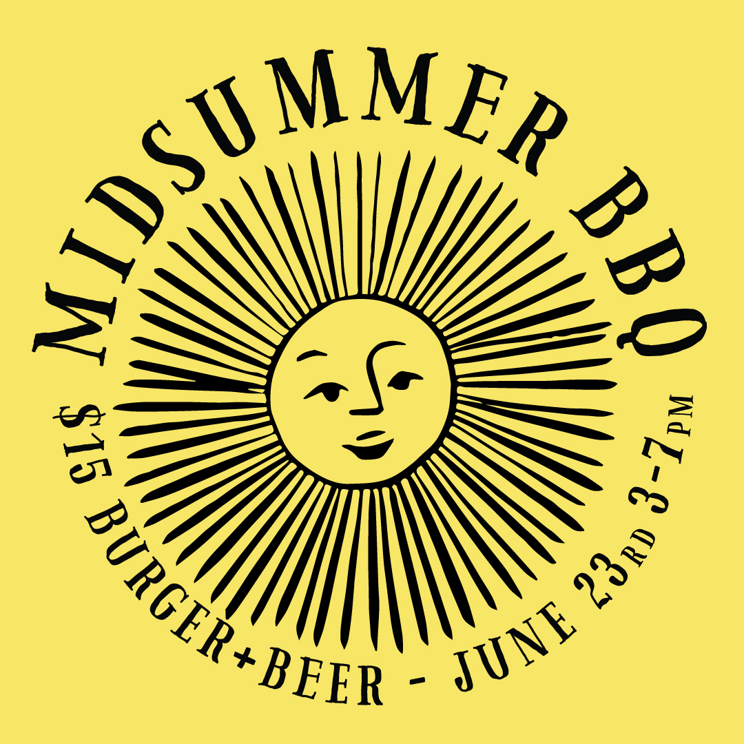 Strange Day #42: Midsummer BBQ