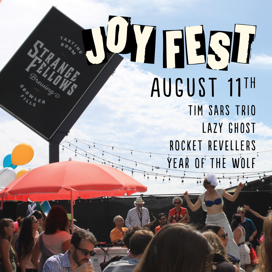 JOYFEST 2018: BAND LINE-UP