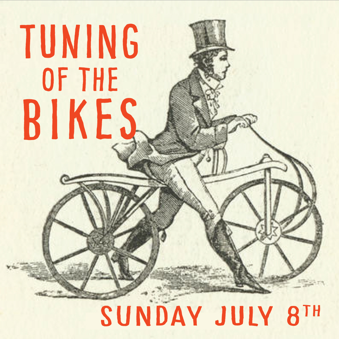 Strange Day #43: Tuning of the Bikes