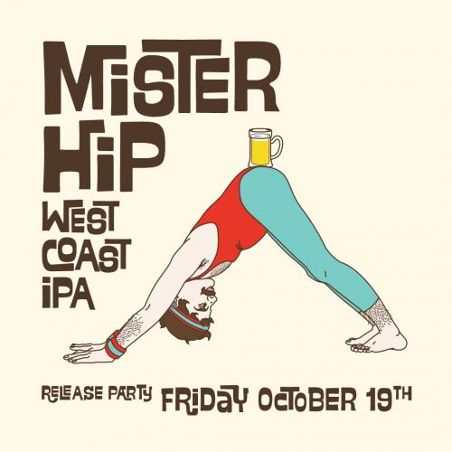 MISTER HIP RELEASE PARTY