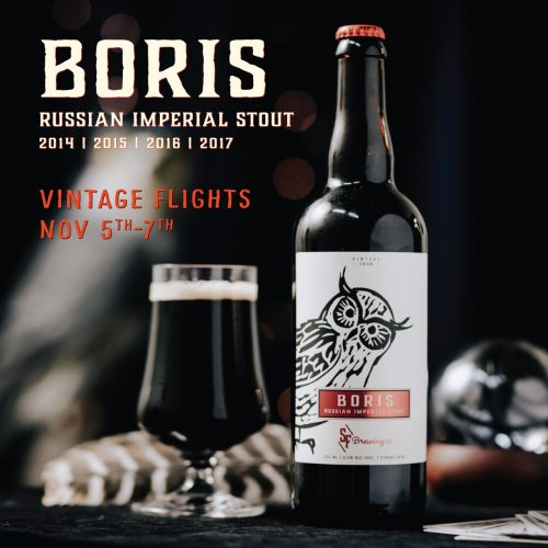 VINTAGE BORIS FLIGHTS