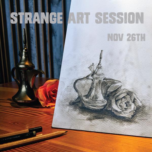 STRANGE ART SESSION #7