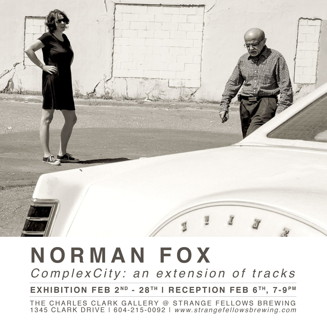 CHARLES CLARK GALLERY – Norman Fox