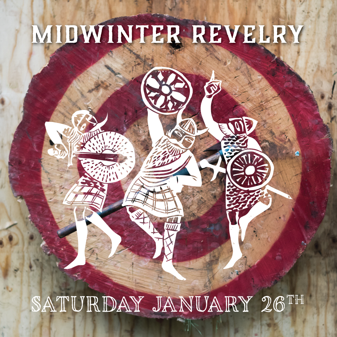 MIDWINTER VIKING REVELRY – STRANGE DAY #49