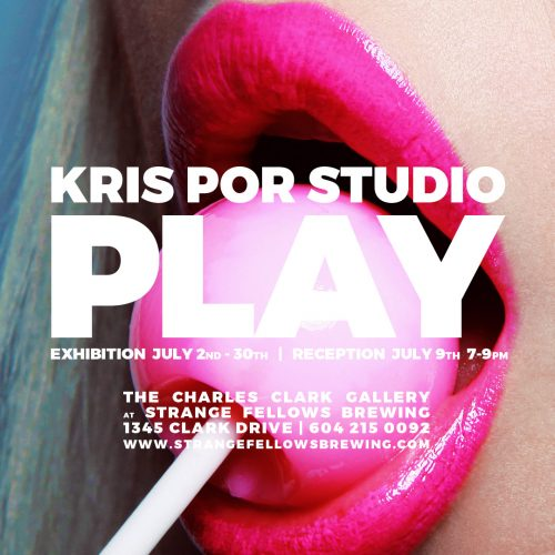 CHARLES CLARK – Kris Por Studio