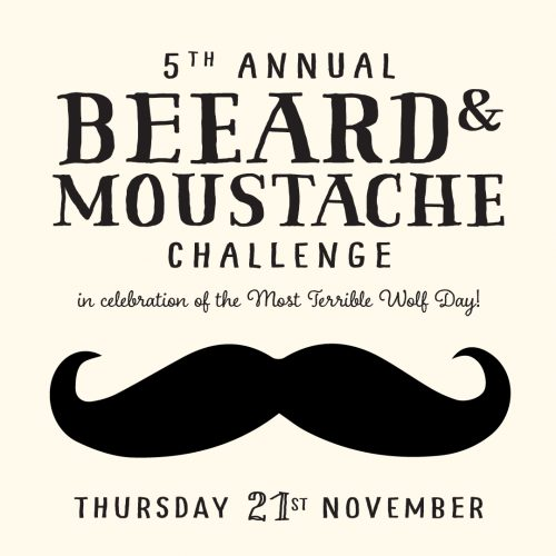 5th Annual BEEARD & MOUSTASCHE CHALLENGE