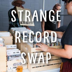 STRANGE RECORD SWAP