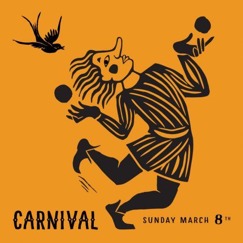 CARNIVAL! STRANGE DAY #64