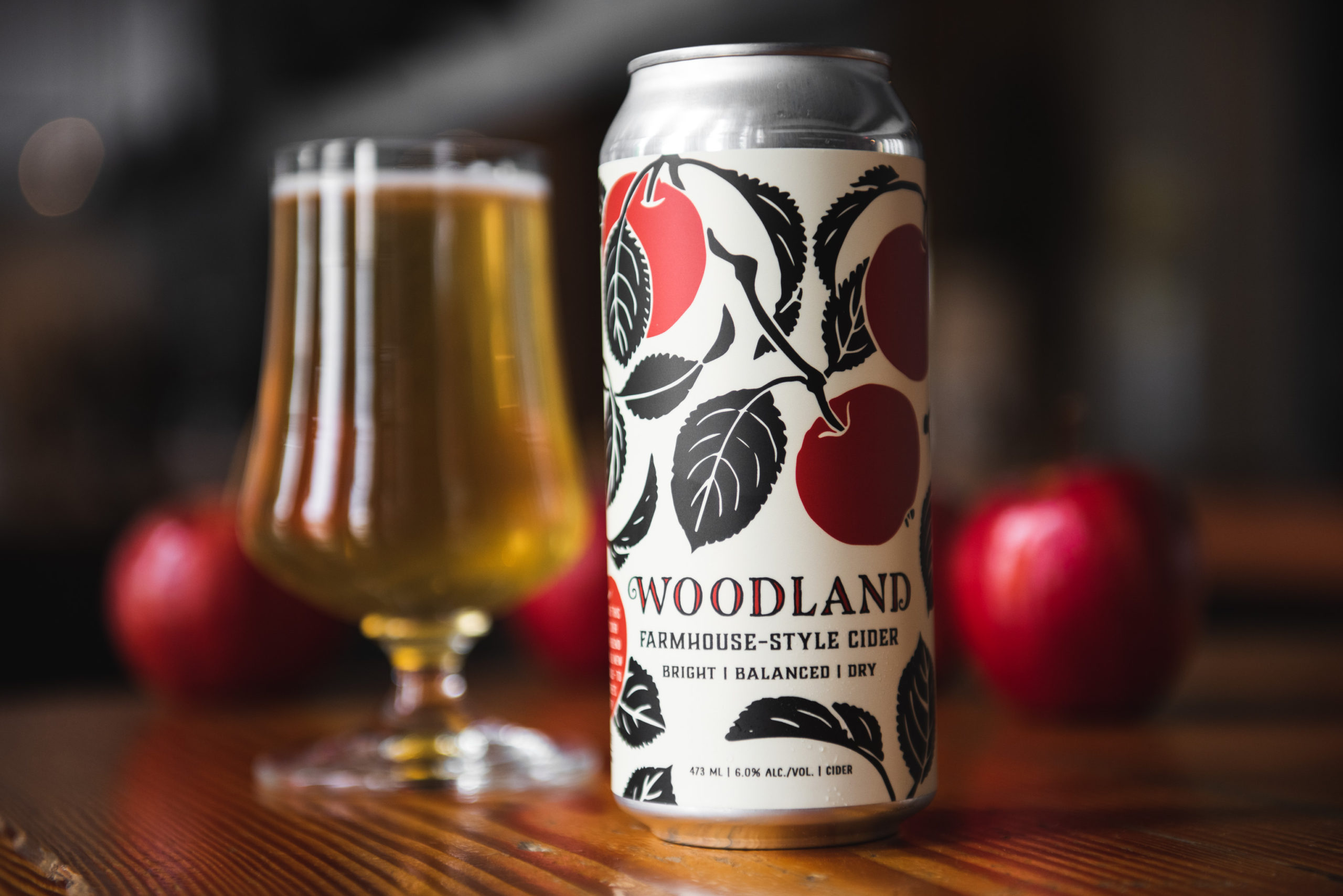 Woodland Farmhouse Cider