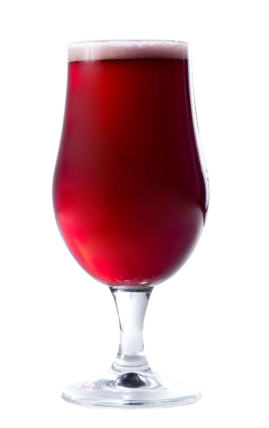 Roxanne Black Raspberry Sour Draught Beer