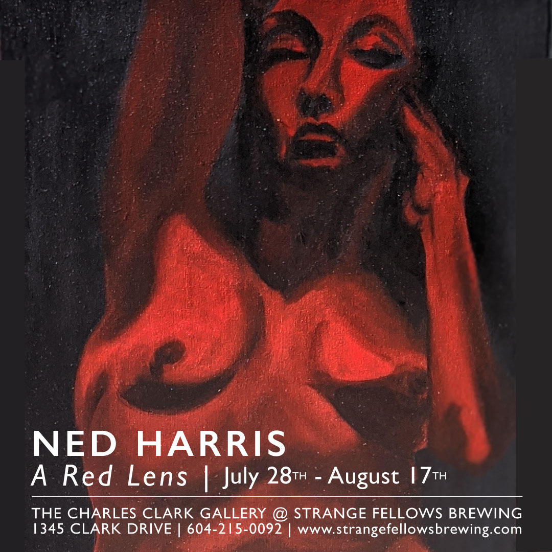 A RED LENS – by Ned Harris