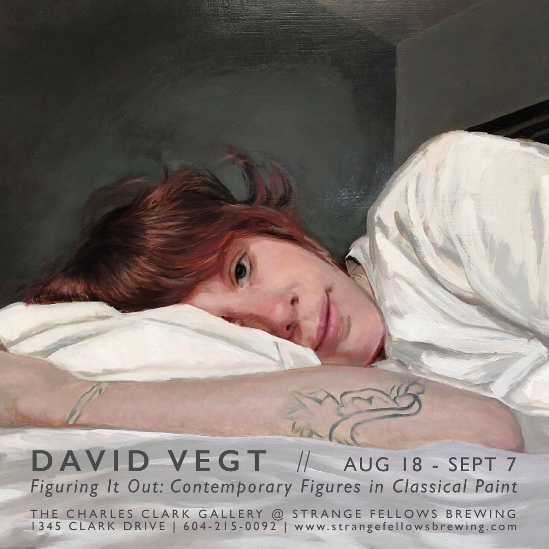 FIGURING IT OUT – Paintings by David Vegt