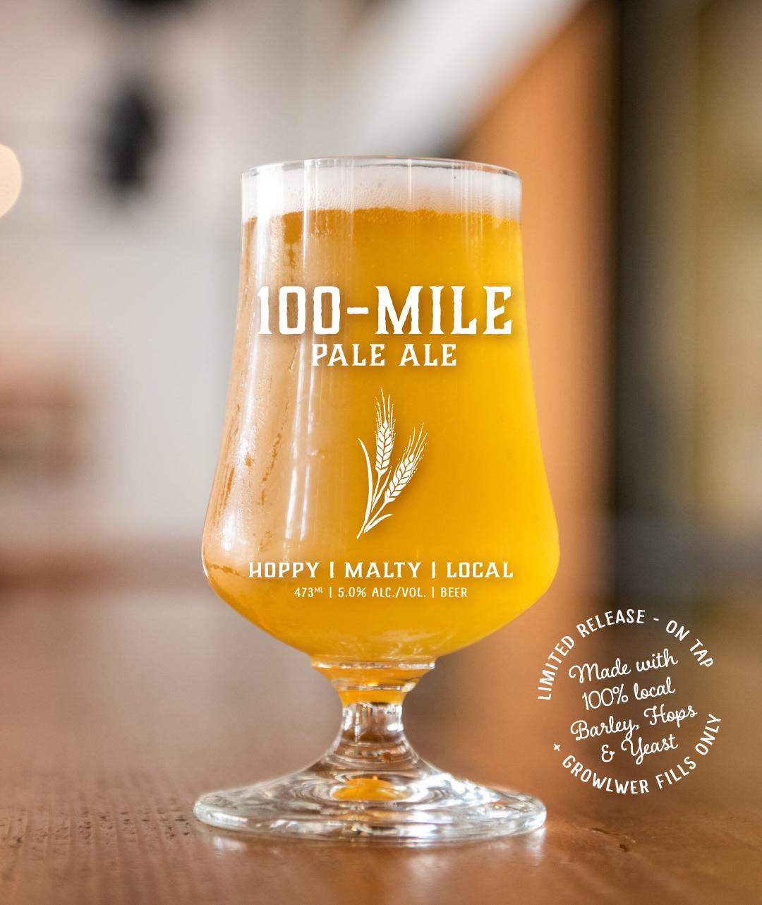100 Mile Pale Ale