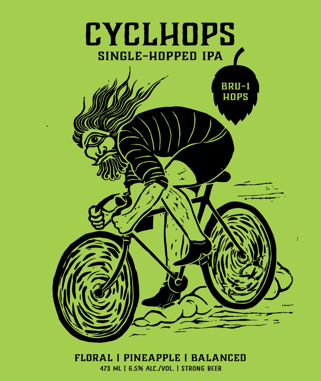 CYCLHOPS (BRU-1)