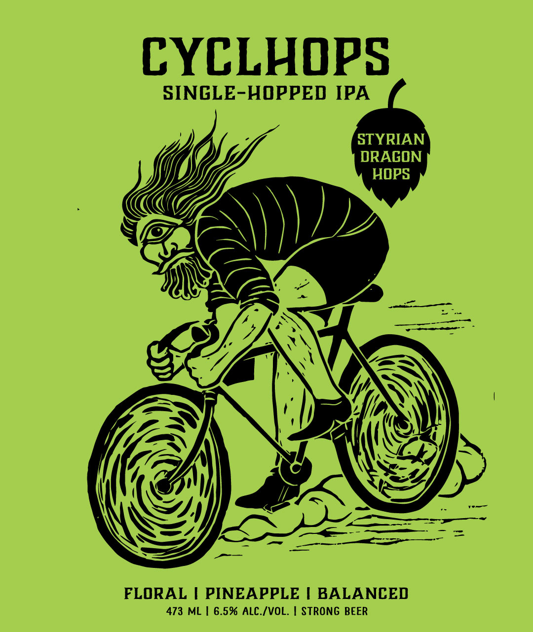 CYCLHOPS (STRYIAN DRAGON)